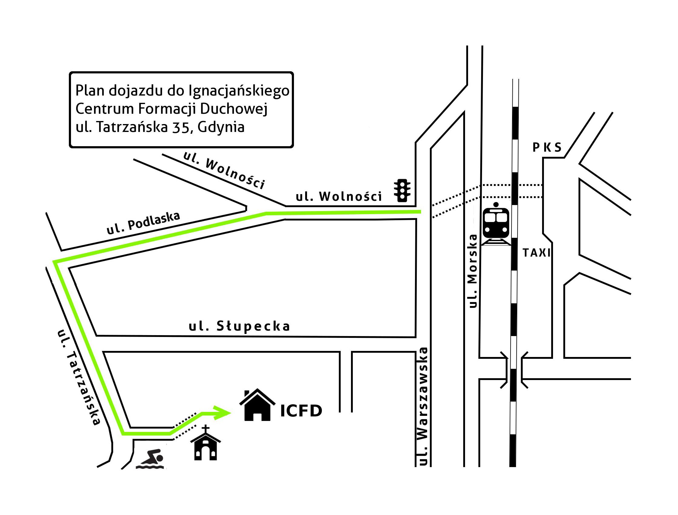 plan-dojazdu